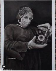 گزارش تصویری  آثار هنری معلول ایلامی