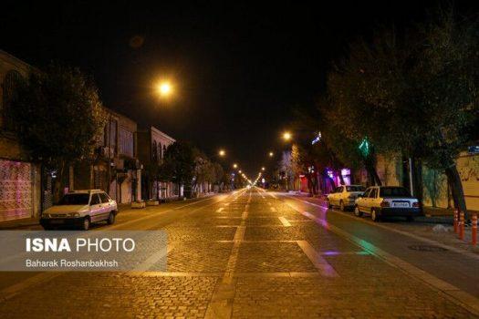 ممنوعیت ورود پلاک های بومی شهرهای قرمز ونارنجی به شهرهای زرد/اجرای سراسری منع تردد شبانه درکشور