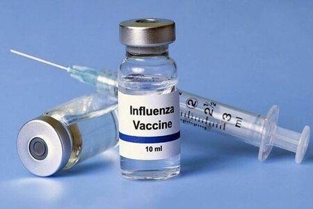 ارائه واکسن آنفلوآنزا با کارت ملی در داروخانه های دولتی