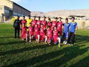 تیم فوتبال جوانان شاهین دره شهر بایک بازی کمتر نسبت به رقبای خود قهرمان استان و راهی مسابقات لیگ کشوری شد.