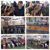 مراسم افتتاحیه مسابقات هاکی المپیاد استعدادهای برتر ورزش پسران کشور (یادوراه ۳۰۰۰ شهید استان ایلام)