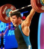 کسب طلای مجموع مسابقات قهرمانی جهان توسط علی هاشمی